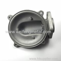 Die casting aluminum alloy auto part