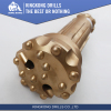 DHD340 DTH hammer drill bit without foot valve for mine drilling