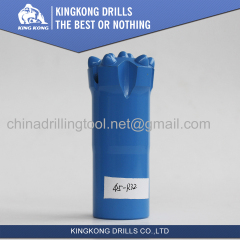 China made Top Hammer Drill Bit with 51mm R32 size