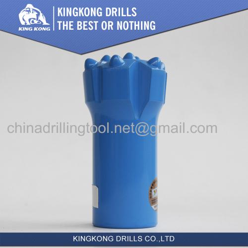 r32-45mm thread rock drill button bit