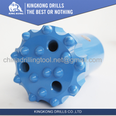 89mm T45 button bits with factory price