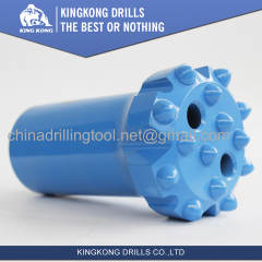 T38 64mm rock drill button bits with Sandvik buttons