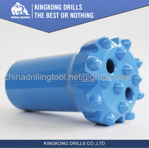 T38 64mm rock drill button bits with Sandvik buttons from