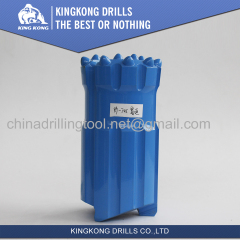 T45 76mm rock drill button bis