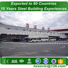 steel buildins and steel building construction of New design provide to Tirana