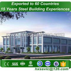 steel structure welding and Pre-engineered Steel Frame export to Ulaanbaatar