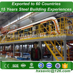 prefab warehouse and Industrial Structural Steel Workshop environmental