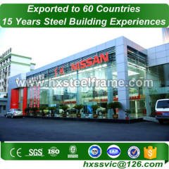 prefab workshop kits and Industrial Structural Steel Workshop cost-saving
