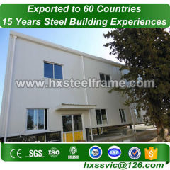 Prefabricated Steel Structure Warehouse by structural steel sell to Bahamas
