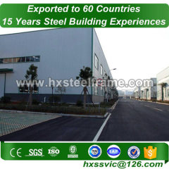 structural carbon steel and Pre-engineered Steel Frame export to Brazzaville