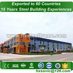 structural fabrication services and Pre-engineered Steel Frame export to Hanoi