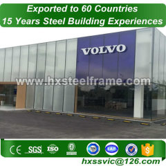 Prefabricated Warehouse and Industrial Structural Steel Workshop on sale