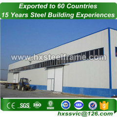 structural steel components and Pre-engineered Steel Frame to Brunei market