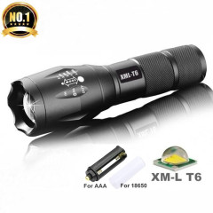 3800lumens CREE XML T6 Flashlight