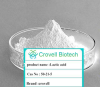 Hot sale Lactic a cid purity:99% white crystal powder CAS No.:50-21-5 Brand:Crovell