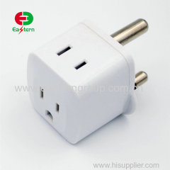 SABS travel adaptor for south africa traveller go to US