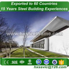 40x70 steel building and prefab steel buildings CE verified export to Havana