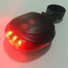 7 Modes Flashing Bicycle Warning Light