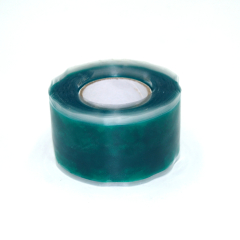 Green 3M sefl-fusing silicone rescue tape