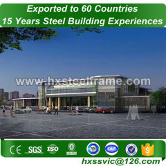 60x100 steel building and prefab steel buildings on manufacturer's price