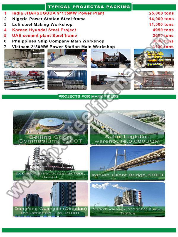 Starre Rahmenkonstruktion und Metallbaukonstruktion vertrauenswürdig ...