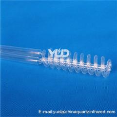 quartz condenser high quality High quality quartz condenser vessel with low price