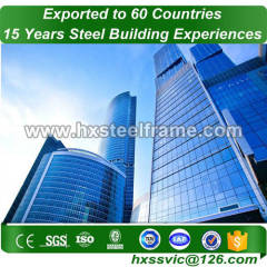 Steel Structure Supermarket and commercial steel framed buildings sale to Oman