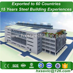 Welded H Steel and Heavy Steel Frame Fabrication hot sale in Southeast Asia
