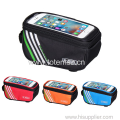 Bike Front Touch Screen Bag