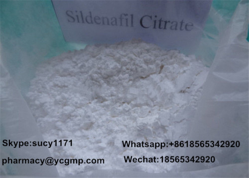 Male enhancement Sildenafil citrate CAS:171599-83-0 Sildenafil