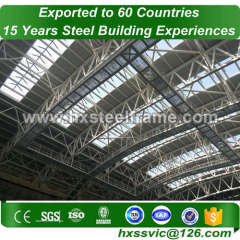 space frame connectors building and Steel Structure Space Frame with CE