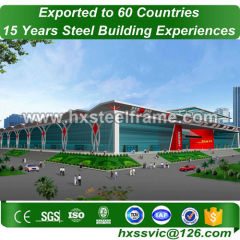 prefabricated steel frames and Heavy Steel Frame Fabrication sale to Bosnia