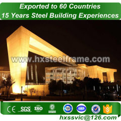 steel building carport and metal building structure outdoor provide to Kuwait