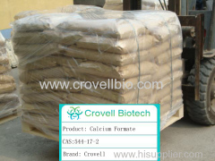 crovell industry grade calcium formate 98% min accelerator for concrete