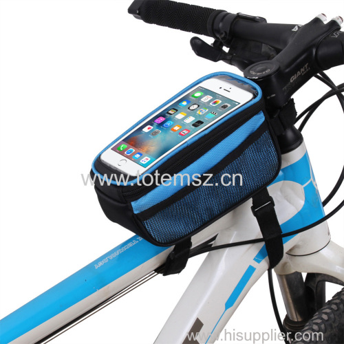 ROSWHEEL BICYCLE BAGS BIKE FRAME IPHONE BAGS HOLDER
