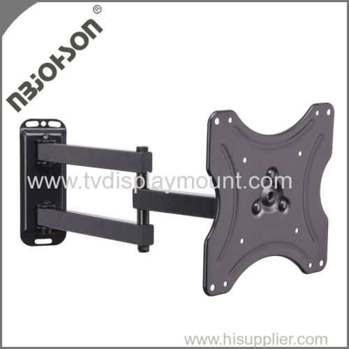 Articulating TV mounts Swivel 180° Tilt -15°/+15°