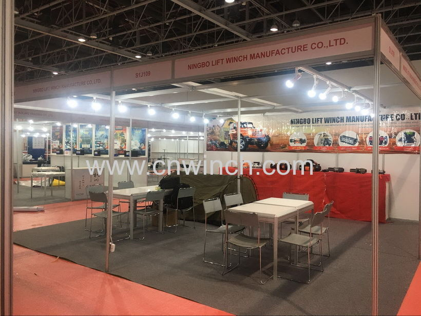 We're back from China Trade Show in Dubai and Tehran