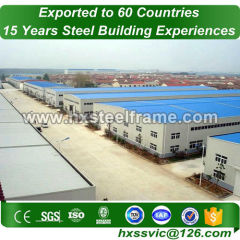 structure of warehouse and Steel warehouse building promotional at Niger area