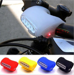 7LED Cycling Beetle Warning Light