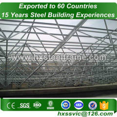 the space frame building and space frame construction on sale sale to Caracas