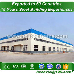 warehouse and Steel warehouse building professional at Canada area