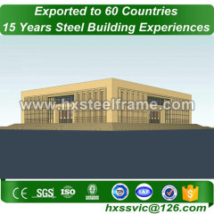coastal steel buildings and steel building kits hot Sell provide to Zimbabwe