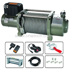 SEC15000 Electric Winch 15000lbs