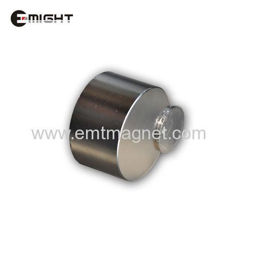 спеченные магнитные магниты неодимового магнита ndfeb редкоземельные магниты с никелевым покрытием неодимовые магниты