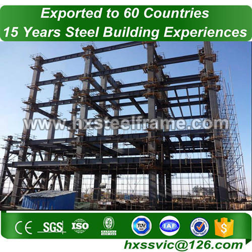 space frame dome building and steel space frame structures with ISO code