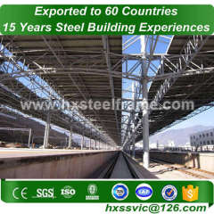 space frame roof construction and steel space frame structures customized