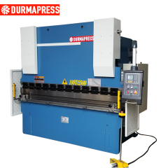 CNC hydraulic Press brake with 4 axis