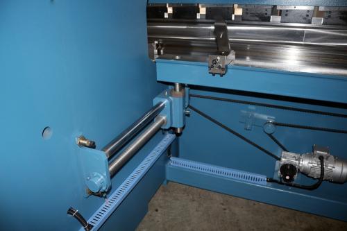 Китай производитель гидравлической машины для гибки металла nc