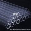 Fused silica quartz glass infrared heating tube