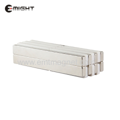 Sintered NdFeB Strong Magnet Block Magnets Rare Earth Permanent Magnet Nickel Plated magnet neodymium motor Ndfeb Magnet